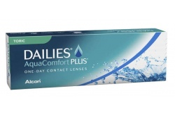 Focus Dailies Aquacomfort Plus Toric 30