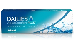 FOCUS DAILIES AQUA CONFORT PLUS 30