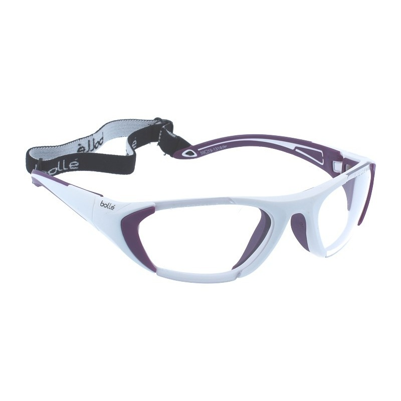 Bollé Baller 12394 White And Purple 59 19