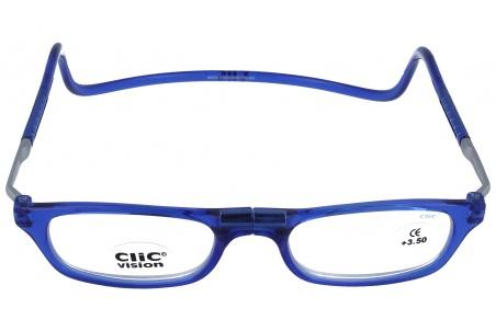 Clic Visión Azul Medio