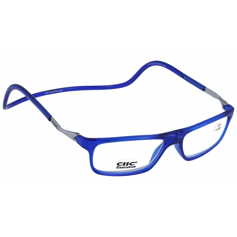 Clic Executive Azul Medio