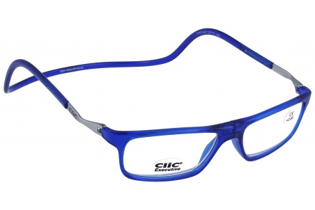 Clic Executive Azul Medio