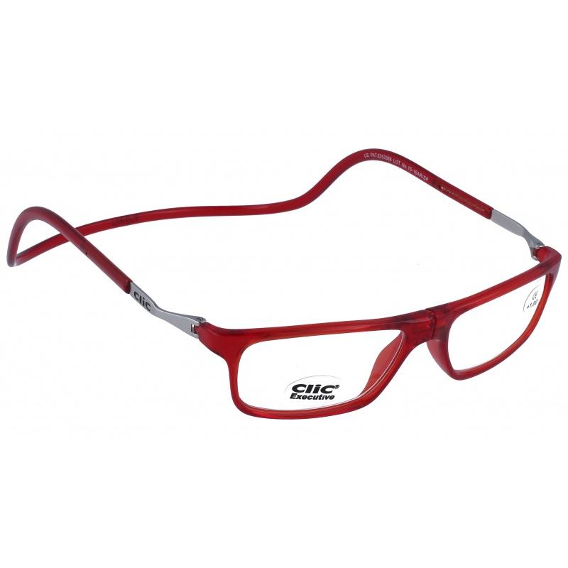 Clic Vision Executive Rojo