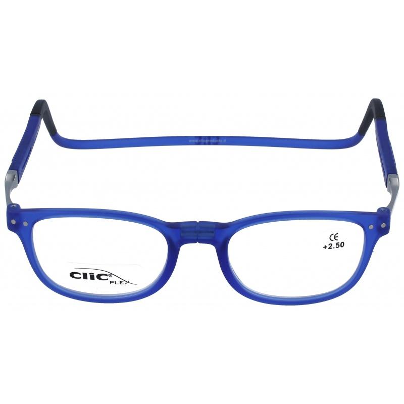 Clic Flex Wallstreet Azul Medio