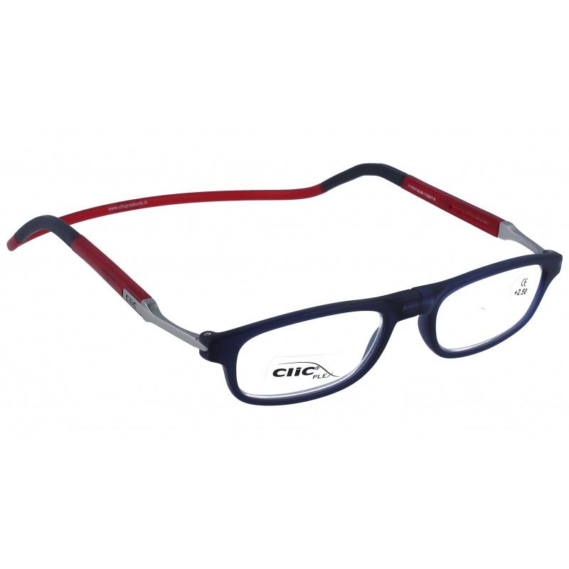 Clic Flex Azul Rojo