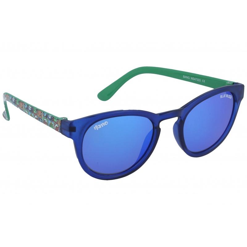 Nanovista Bang Azul Verde-Rvo Blue 45 19