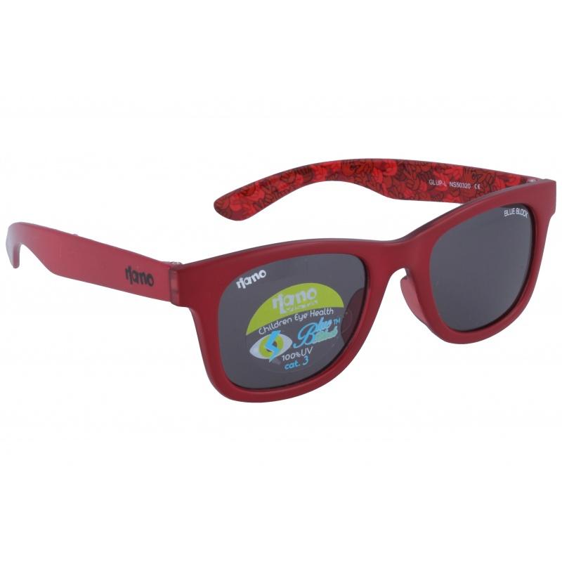 Nanovista Glup-M Rojo-Rojo 46 21