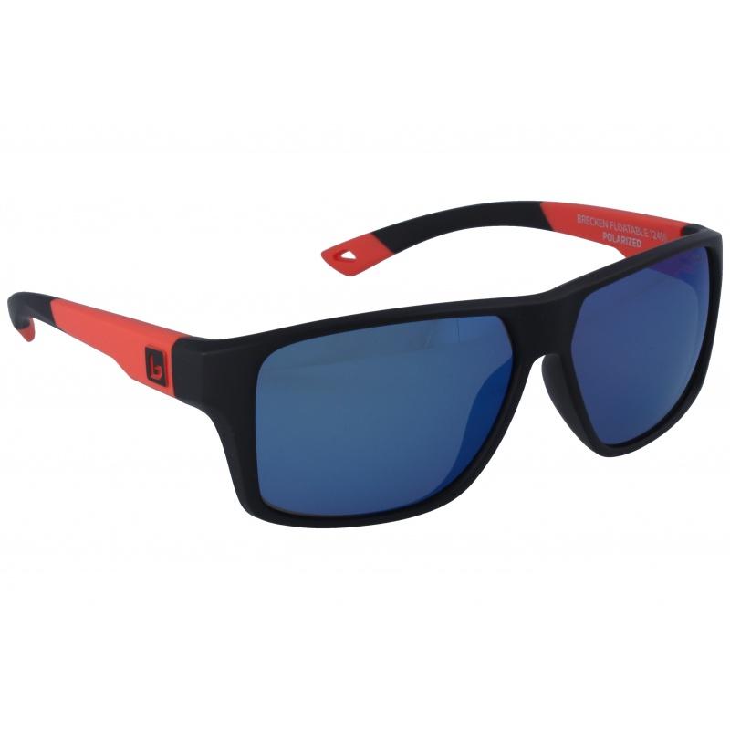 f832d279950048 Bollé Brecken Flotable 12459 Matte Black Red Hd Polarized Offshore Blue 59  13