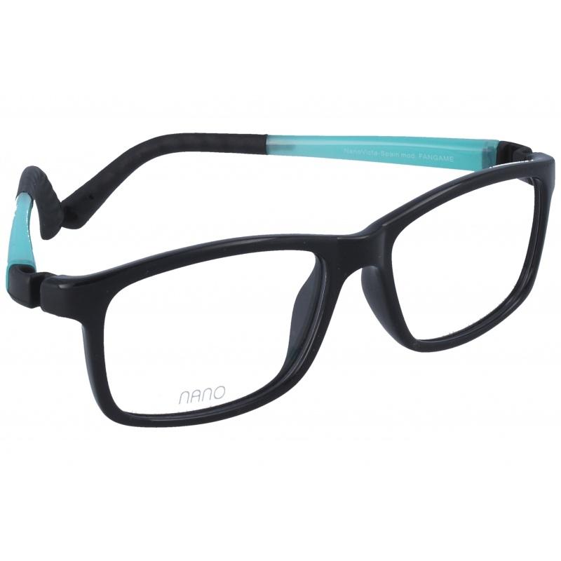 Nanovista Fangame Glow Marino Negro-Azul 50 17