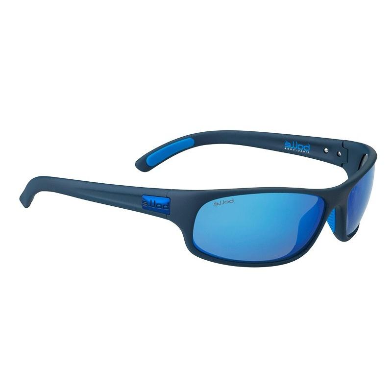 Bollé Anaconda 12446 Matte Mono Blue Hd Polarized Offshore Blue Oleo Ar 64 17