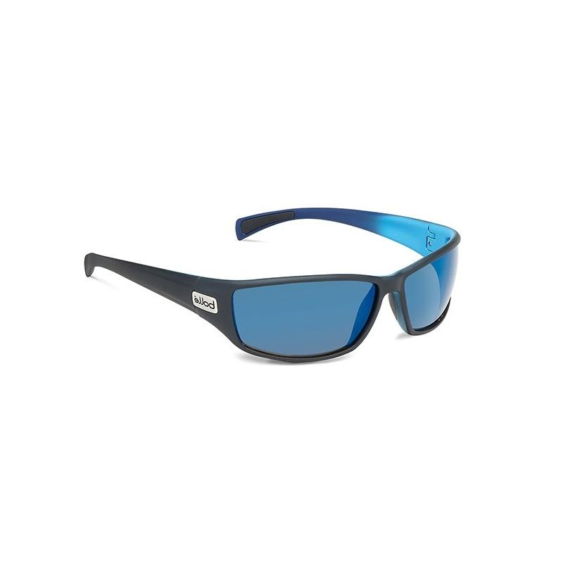 Bollé Pyton 11693 Matte Black/Blue Hd Polarized Offshore Blue 67 15