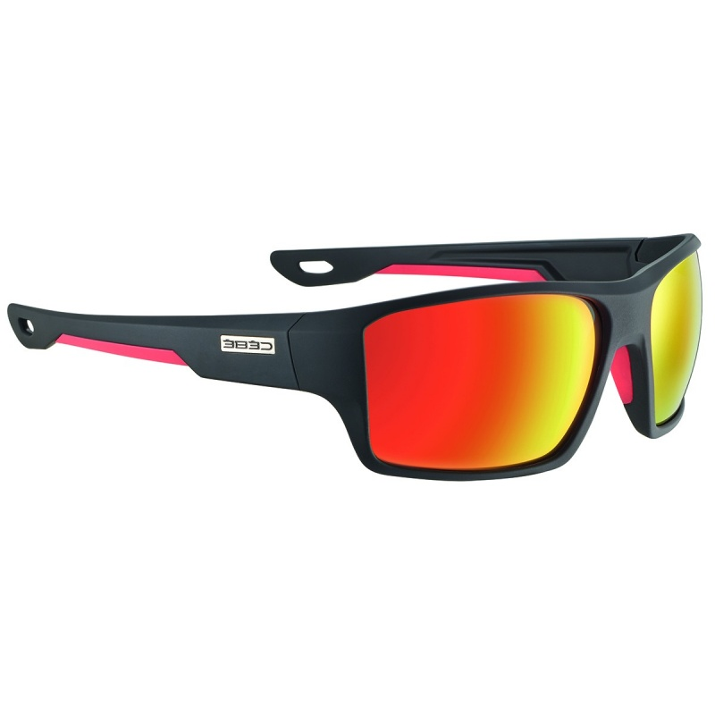 Cebé Strickland 064 Soft Touch Black Red/Red