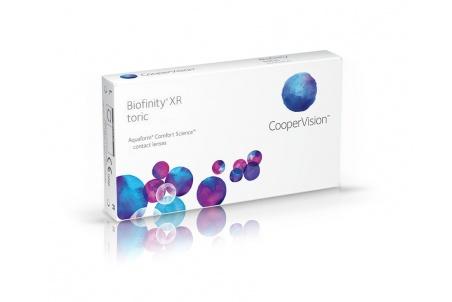 Biofinity Xr Toric 3 Mois