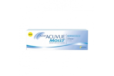 One Day Acuvue Moist For...