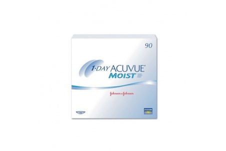 One Day Acuvue Moist 90