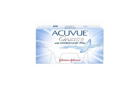 Acuvue Oasys 6 Meses