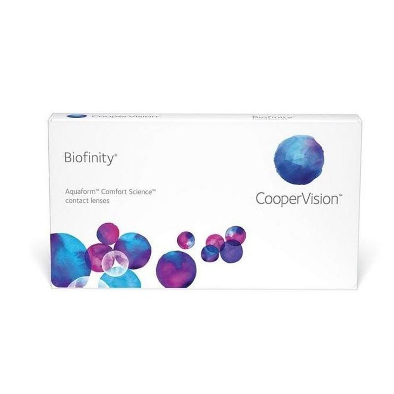 Biofinity 6 Meses
