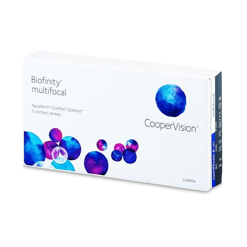 Biofinity Multifocal 3 Monate