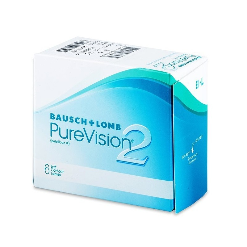 Purevision 2 6 Months - Buy Contact Lenses | Opticalh.Com