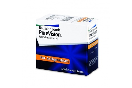 Purevision Torica 6 Months...