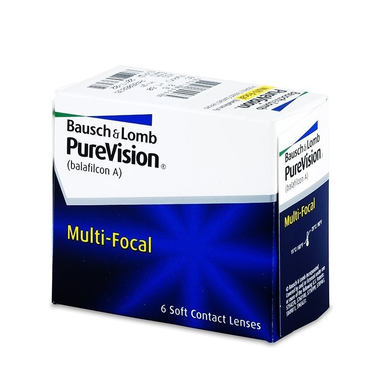 Purevision Multifocal 6 Months