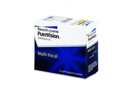 Purevision Multifocal 6 Mois