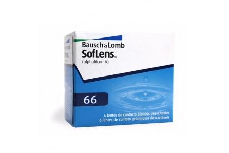 Soflens 66 Torica 6 Months