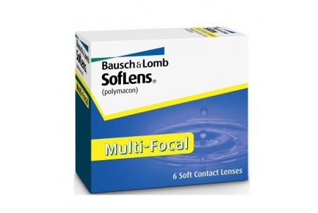 Soflens Multifocal 6 Mois