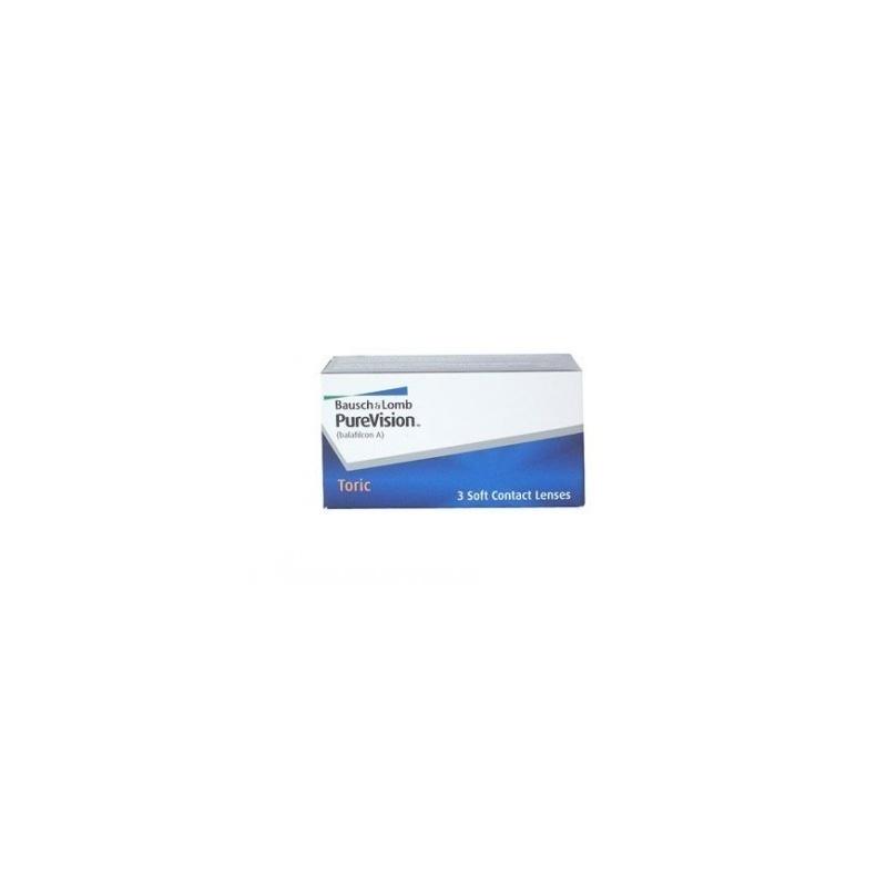 Purevision Torica 3 Meses - Купить Контактные Линзы | Opticalh.Com