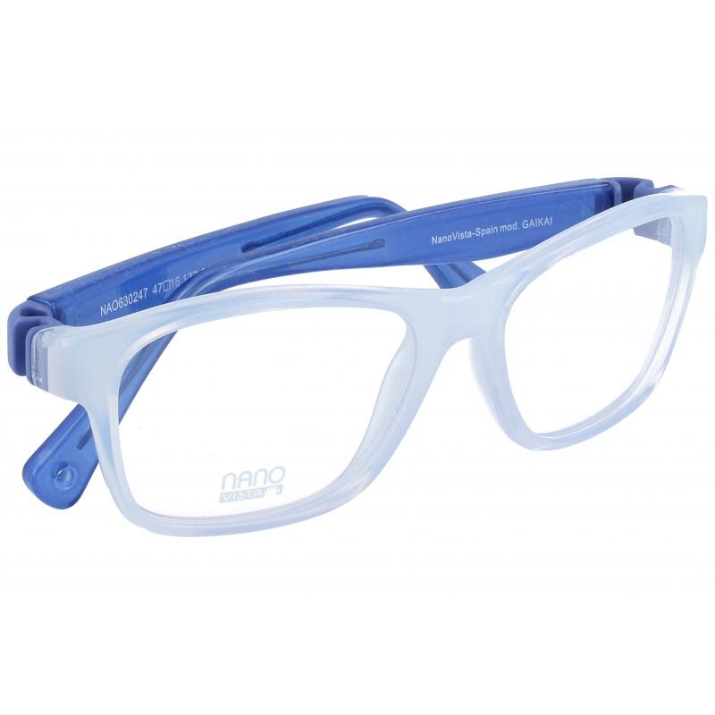 Nanovista Gaikai Violeta-Azul 47 16