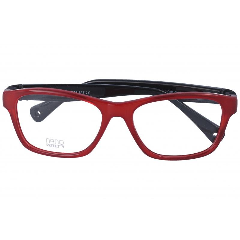 Nanovista Gaikai Rojo-Negro 47 16