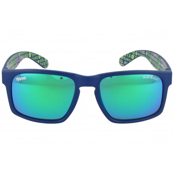 Nanovista Oops Azul-Azul Rvo Green 49 18