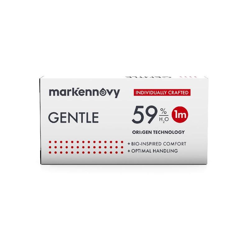 Gentle 59 Multifocal Monthly
