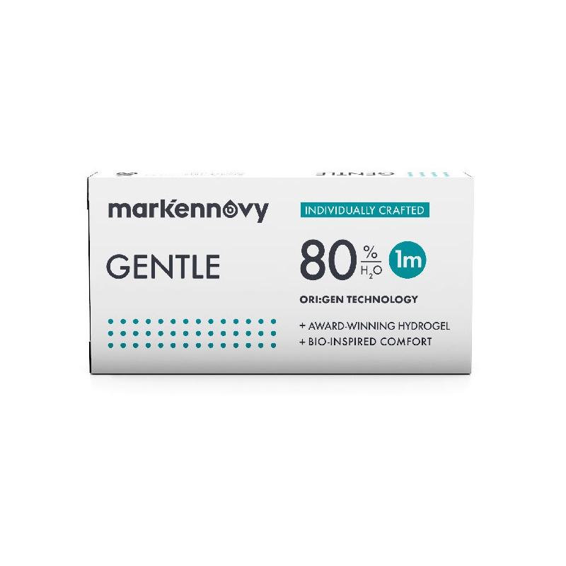 Gentle 80 Aspheric Monthly