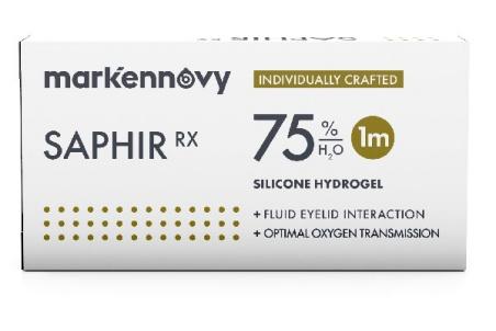 Saphir Rx Multifocal Mensual
