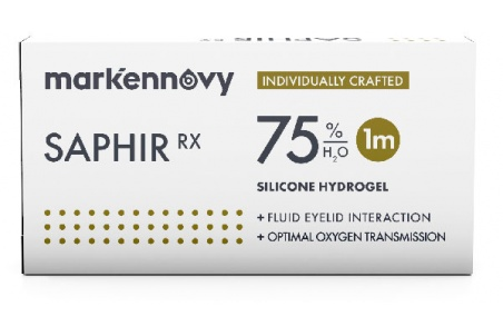 Saphir Rx Torica Multifocal Monthly