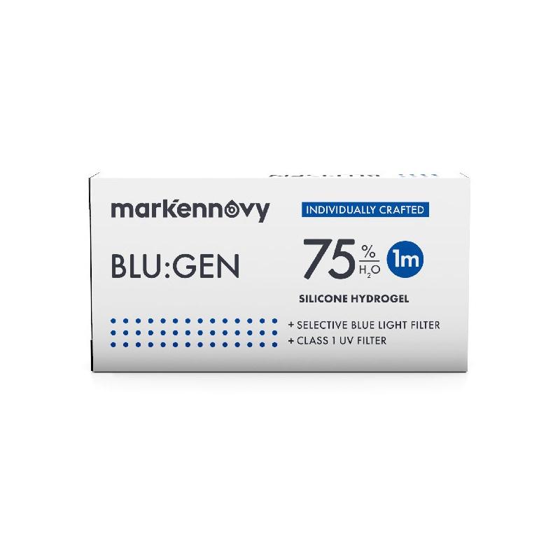 Blugen Torica Multifocal Monthly