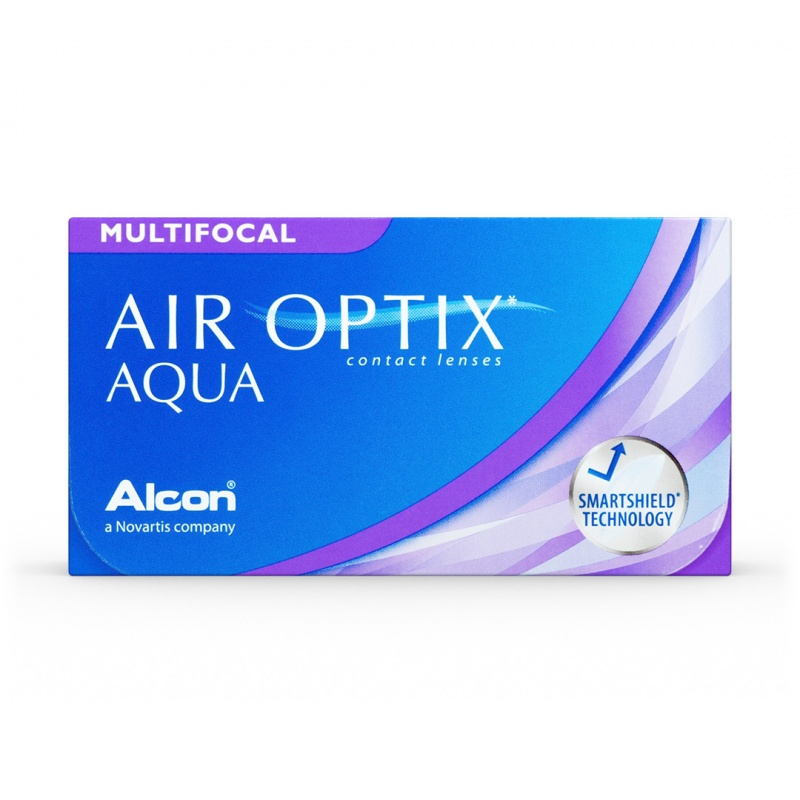Air Optix Aqua Multifocal 3 Meses