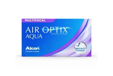Air Optix Aqua Multifocal 3...