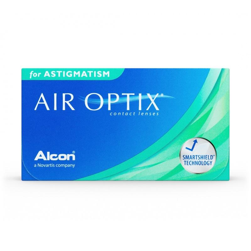 Air Optix For Astigmatismo 6 Mois