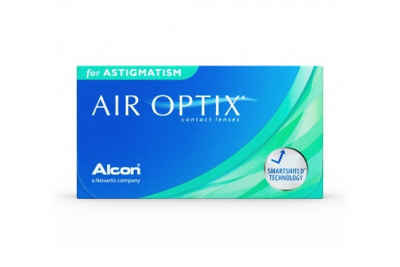 Air Optix For Astigmatismo...