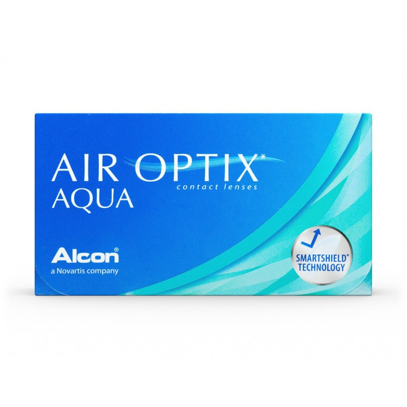 Air Optix Aqua 3 Meses
