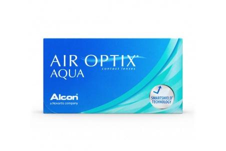 Air Optix Aqua 3 Mois