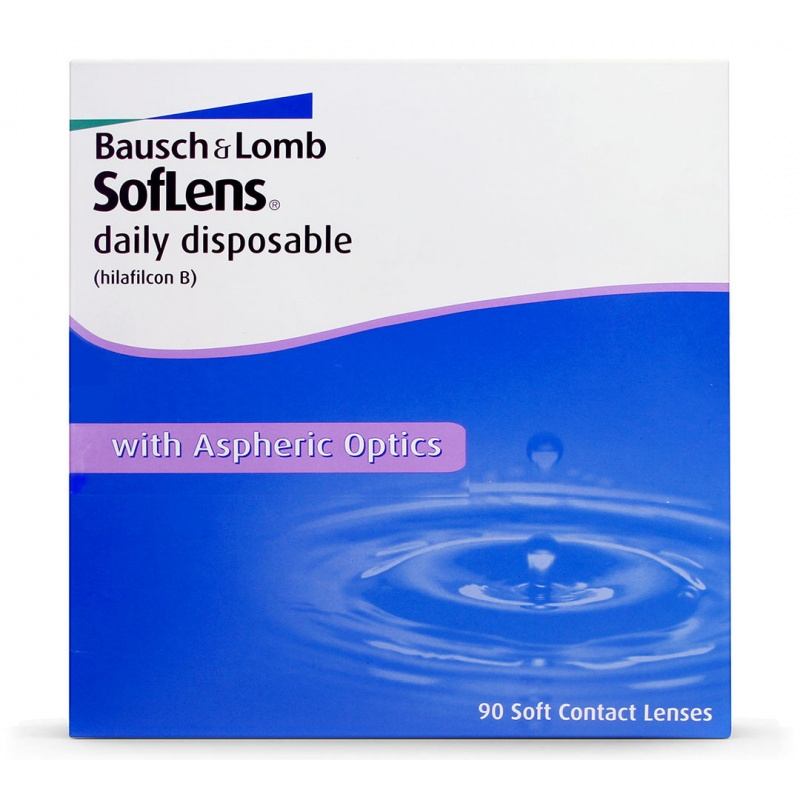 Soflens One Day Disponsable 90