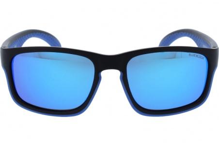 Nanovista Ness Negro Mate-Azul 52 18