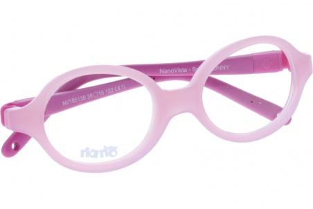 Nanovista Bunny Rosa Cristal 38 15