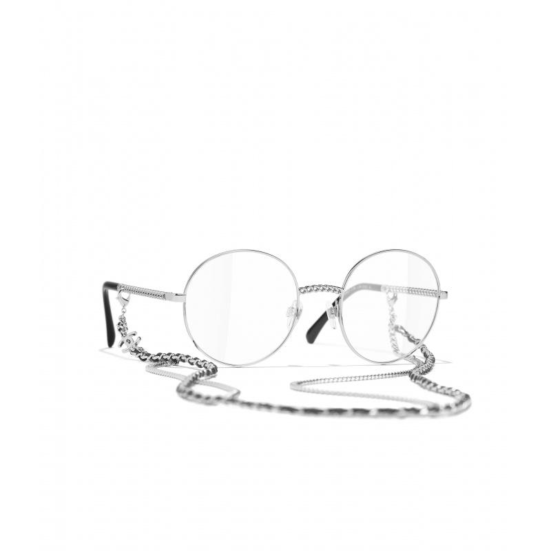 Gafas con montura redondas