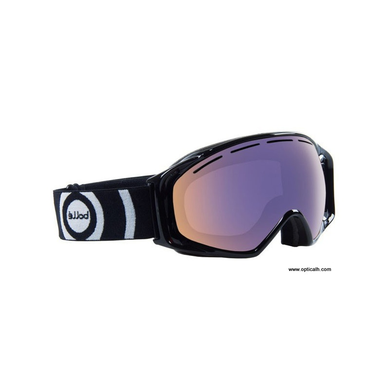 Gravity Bollé 20644 Shiny Black Polarized Aurora