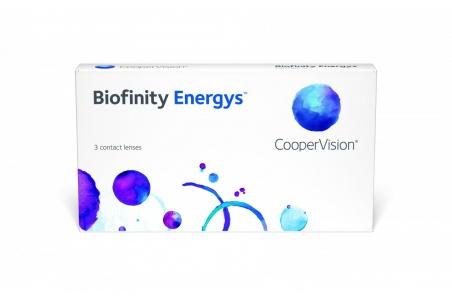 Biofinity Energys 3 Mois
