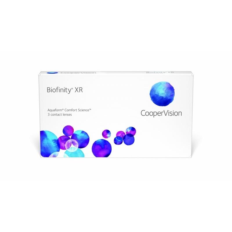 Biofinity Xr 3 Mois